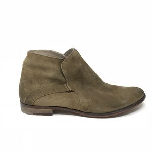 Free People Sz 41 US 11 Summit Ankle Bootie Taupe